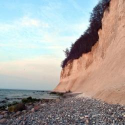 Kreideküste, nahe Sassnitz